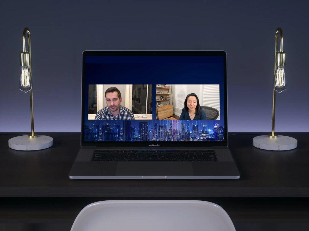Global bank corporate update meetings live stream