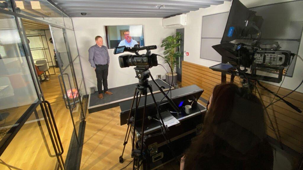 Flexeserve – VT shoot and live stream